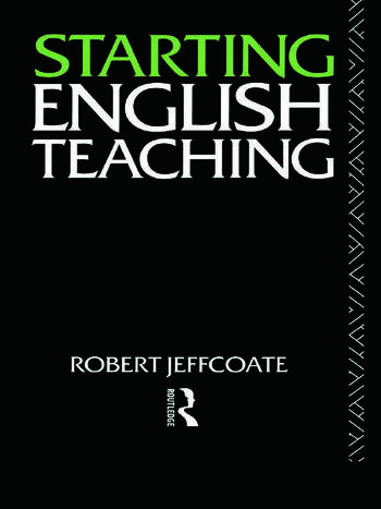 Starting English Teaching book cover
