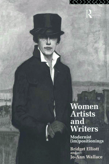 Women Artists and Writers Modernist (Im)Positionings book cover