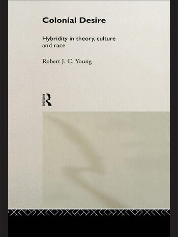 Colonial Desire Hybridity in Theory, Culture and Race book cover