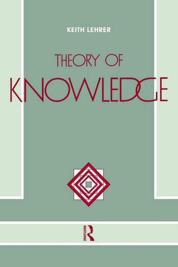 Theory of Knowledge book cover