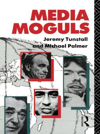 Media Moguls book cover