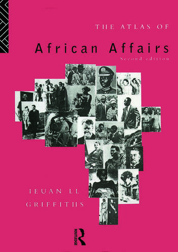 The Atlas of African Affairs book cover