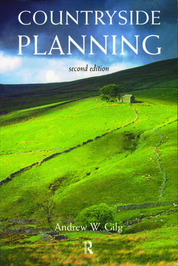 Countryside Planning The First Half Century book cover