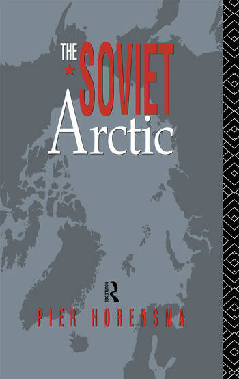 The Soviet Arctic book cover
