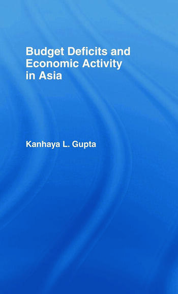 Budget Deficits and Economic Activity in Asia book cover