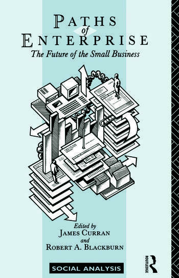 Paths of Enterprise The Future of Small Business book cover