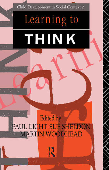 Learning to Think book cover