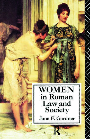 Women in Roman Law and Society book cover