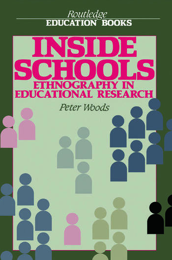 Inside Schools Ethnography in Schools book cover