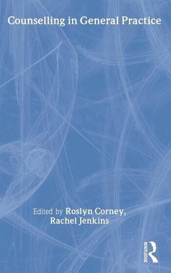 Counselling in General Practice book cover