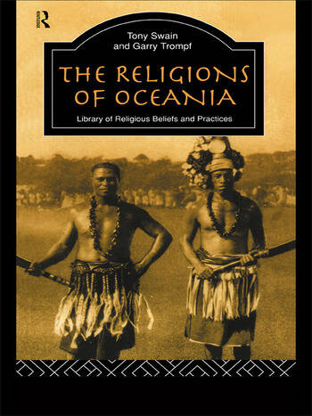 The Religions of Oceania book cover