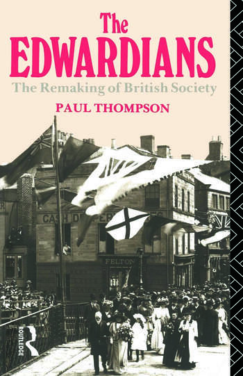 The Edwardians book cover