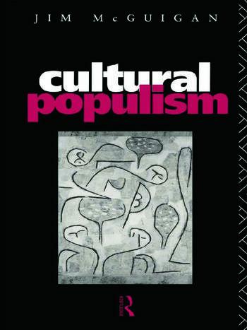 Cultural Populism book cover
