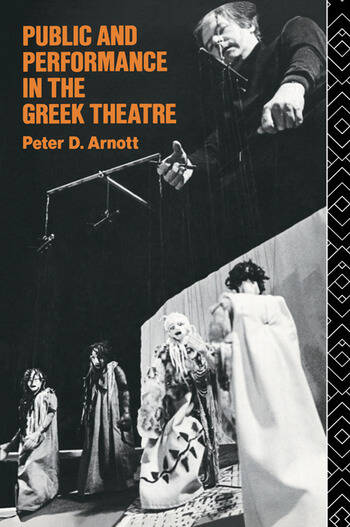 Public and Performance in the Greek Theatre book cover