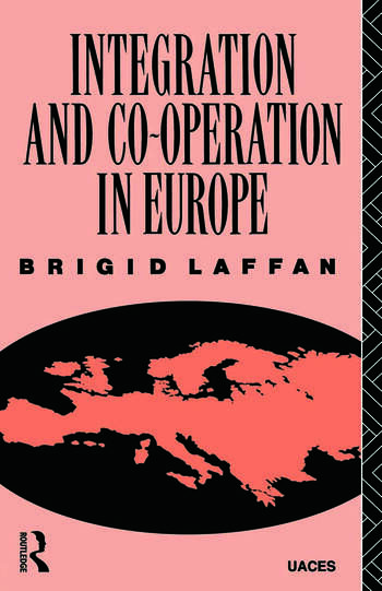 Integration and Co-operation in Europe book cover