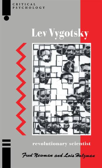 Lev Vygotsky Revolutionary Scientist book cover