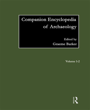 Companion Encyclopedia of Archaeology book cover