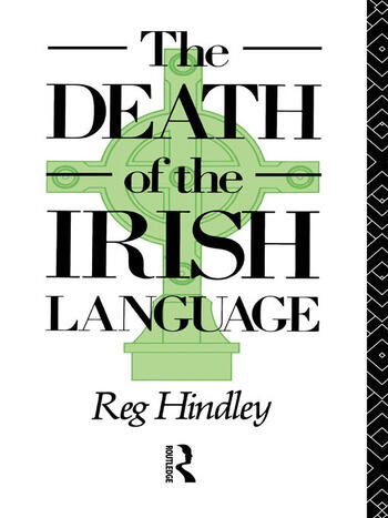 The Death of the Irish Language book cover