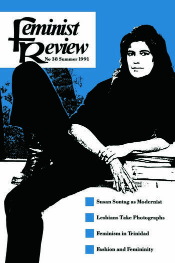 Feminist Review Issue 38 book cover