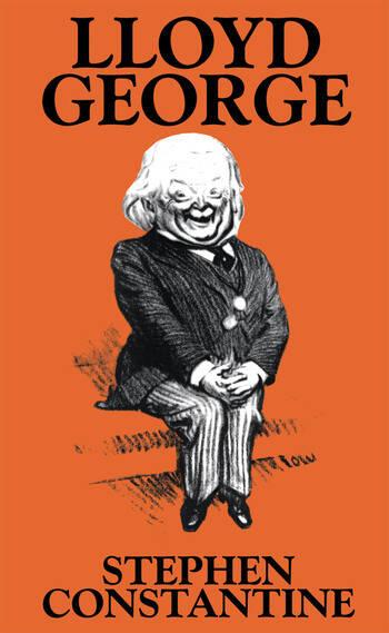 Lloyd George book cover