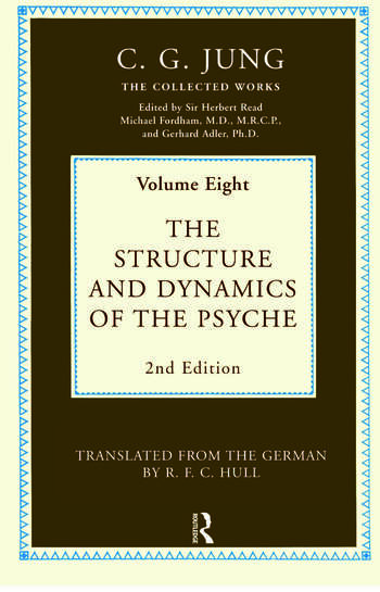 The Structure and Dynamics of the Psyche book cover
