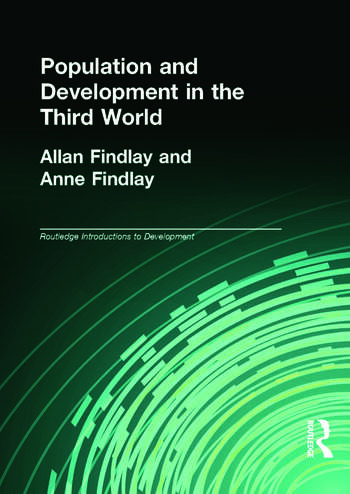 Population and Development in the Third World book cover
