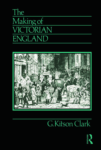 The Making of Victorian England book cover