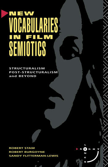 New Vocabularies in Film Semiotics book cover