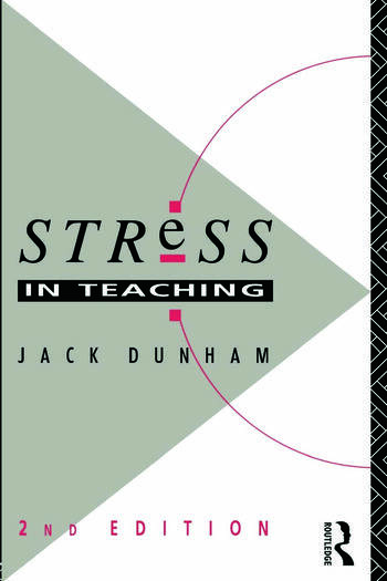Stress in Teaching book cover