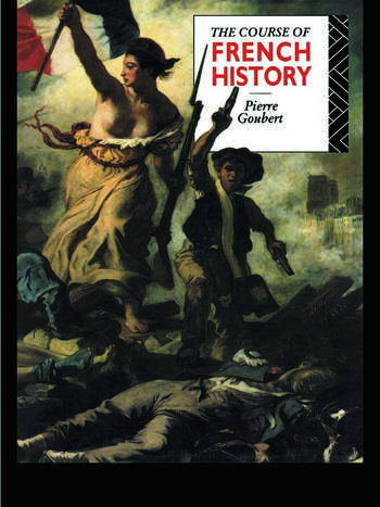 The Course of French History book cover