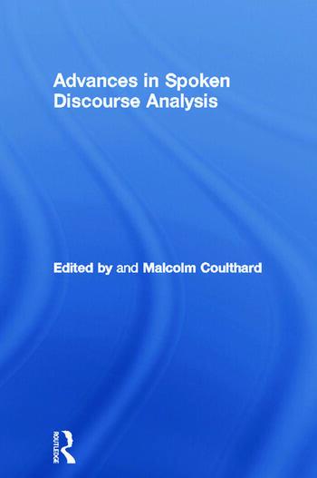 Advances in Spoken Discourse Analysis book cover