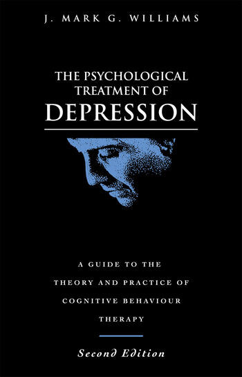 The Psychological Treatment of Depression book cover