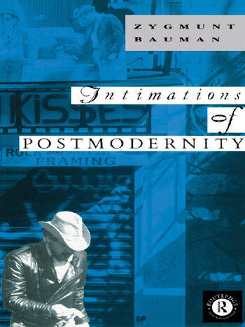 Intimations of Postmodernity book cover