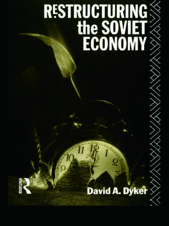 Restructuring the Soviet Economy book cover