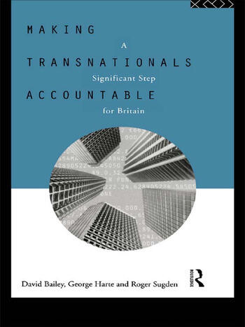 Making Transnationals Accountable A Significant Step for Britain book cover