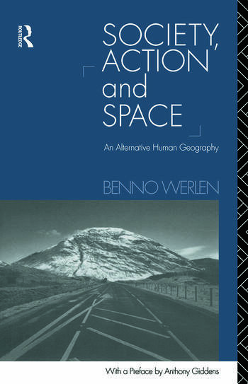 Society, Action and Space book cover