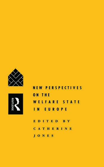 New Perspectives on the Welfare State in Europe book cover
