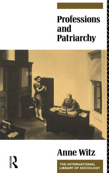 Professions and Patriarchy book cover