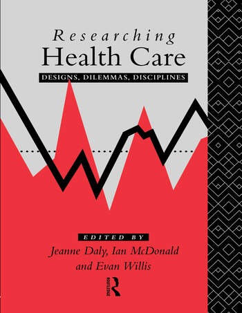 Researching Health Care book cover