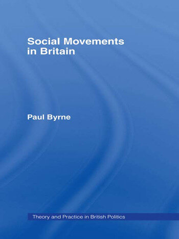 Social Movements in Britain book cover