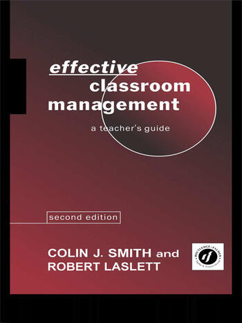 Effective Classroom Management A Teacher's Guide book cover