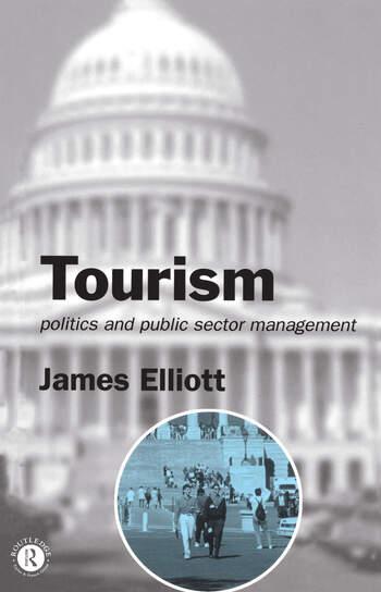 Tourism Politics and Public Sector Management book cover