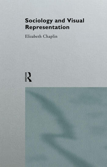 Sociology and Visual Representation book cover