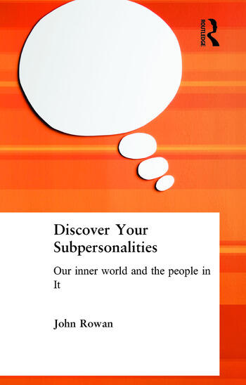 Discover Your Subpersonalities Our Inner World and the People in It book cover