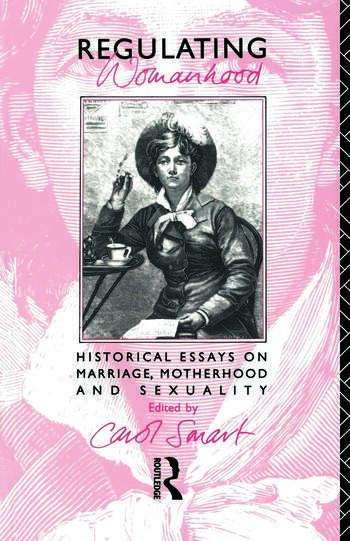 Regulating Womanhood book cover
