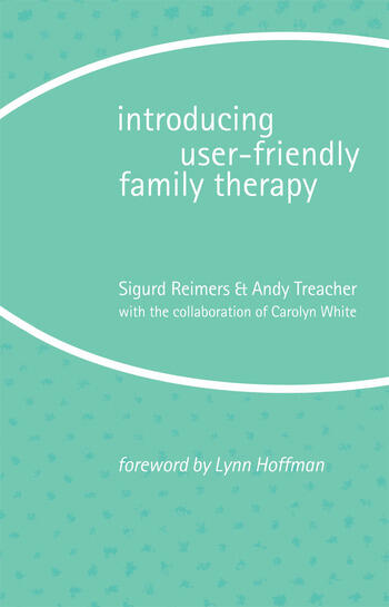 Introducing User-Friendly Family Therapy book cover