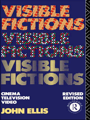 Visible Fictions Cinema: Television: Video book cover