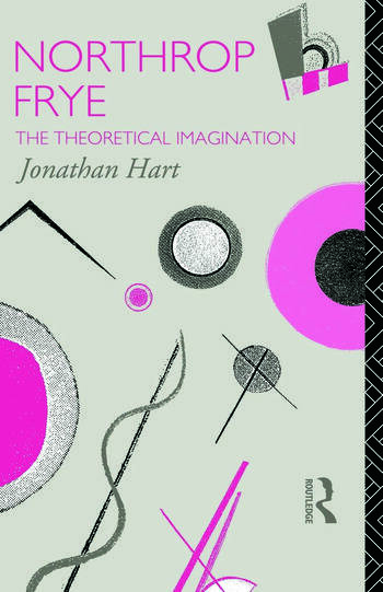 Northrop Frye The Theoretical Imagination book cover