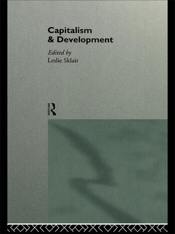 Capitalism and Development book cover