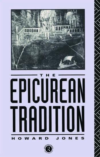 Epicurean Tradition book cover